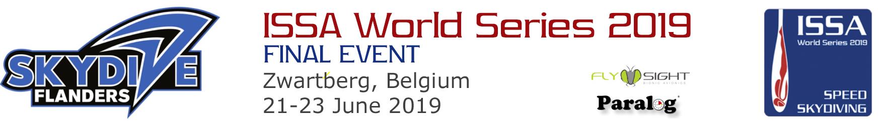 ISSA World Series Finals Zwartberg 2019